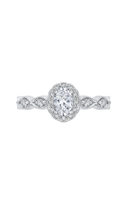 Shah Luxury Promezza Engagement ring PRO0075ECQ-44W-.50 product image