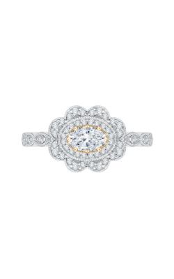 Shah Luxury Promezza Engagement ring PRO0107ECH-44WY-.50 product image