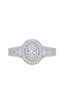 Shah Luxury Promezza Engagement ring PRO0137ECH-44W-.40 product image