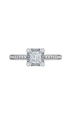 Shah Luxury Promezza Engagement Ring PRP0074EC-W-.50 product image
