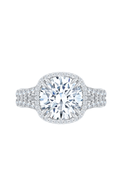 Shah Luxury Carizza Boutique Engagement Ring QR0007K-40W product image