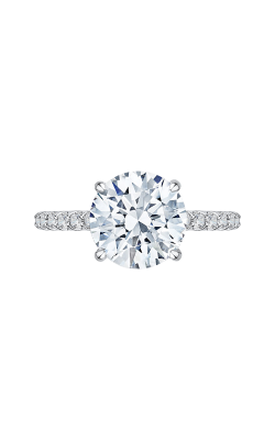 Shah Luxury Carizza Boutique Engagement Ring QR0045K-40W product image