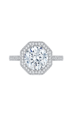 Shah Luxury Carizza Engagement ring QR0047K-40W product image