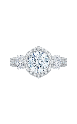 Shah Luxury Carizza Boutique Engagement Ring QR0053K-40W product image