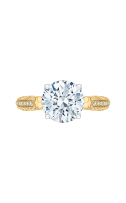 Shah Luxury Carizza Boutique Engagement Ring QR0056EK-40WY-3.00 product image