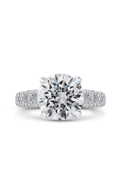 Shah Luxury Carizza Boutique Engagement Ring QR0064EK-40W product image