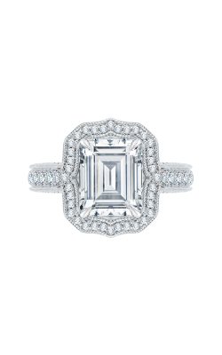Shah Luxury Carizza Boutique Engagement Ring QRE0017K-40W product image