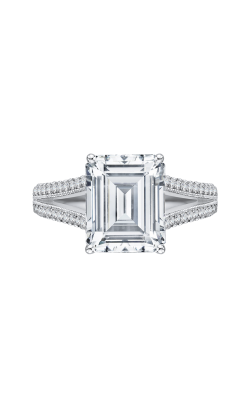 Shah Luxury Carizza Boutique Engagement Ring QRE0022K-40W product image
