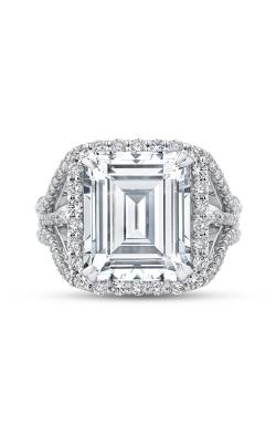 Shah Luxury Carizza Boutique Engagement Ring QRE0067EK-40W-5.00 product image