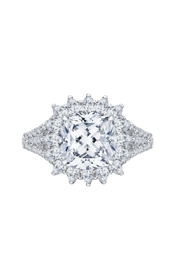 Shah Luxury Carizza Boutique Engagement Ring QRM0038K-40W product image