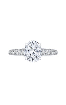 Shah Luxury Carizza Boutique Engagement Ring QRO0050K-40W product image