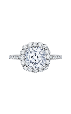 Shah Luxury Carizza Boutique Engagement Ring QRU0023K-40W product image