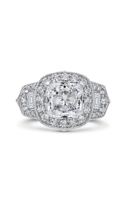 Shah Luxury Carizza Engagement Ring QRU0062EK-40W-4.00 product image