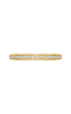 Shah Luxury Carizza Boutique Wedding band QR0056BK-40WY-3.00 product image