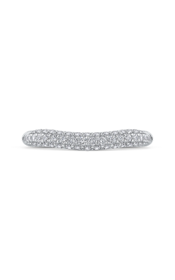 Shah Luxury Carizza Boutique Wedding band QR0071BHK-40W-3.00 product image