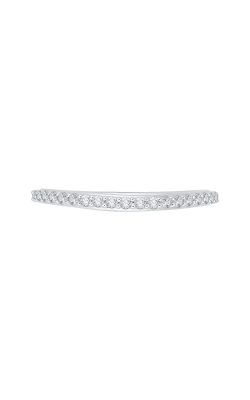 Shah Luxury Carizza Boutique Wedding band QRE0022BK-40W product image