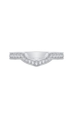 Shah Luxury Carizza Boutique Wedding band QRU0016BK-40W product image