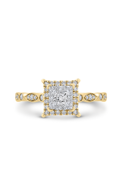 Shah Luxury Luminous Engagement ring LURP0252EH-42YW-1.00 product image