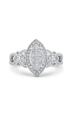 Shah Luxury Luminous Engagement ring LURQ0007-02W-1.00 product image