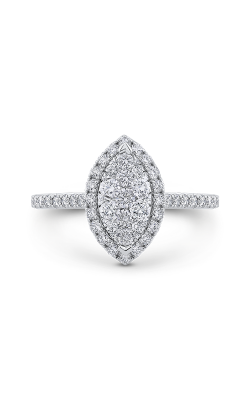 Shah Luxury Luminous Engagement Ring LURQ0067-42WY-1.00 product image
