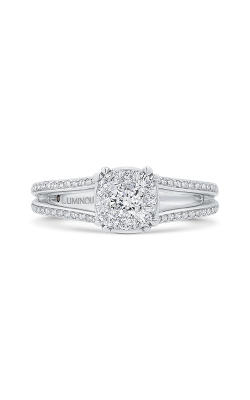 Shah Luxury Luminous Engagement Ring LURU0051-42W-1.50 product image