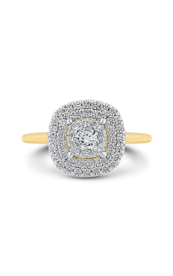 Shah Luxury Luminous Engagement Ring LURU0110-42YW-1.00 product image