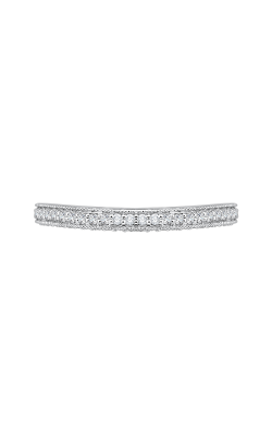 Shah Luxury Carizza Boutique Wedding band QRO0019BK-40W product image