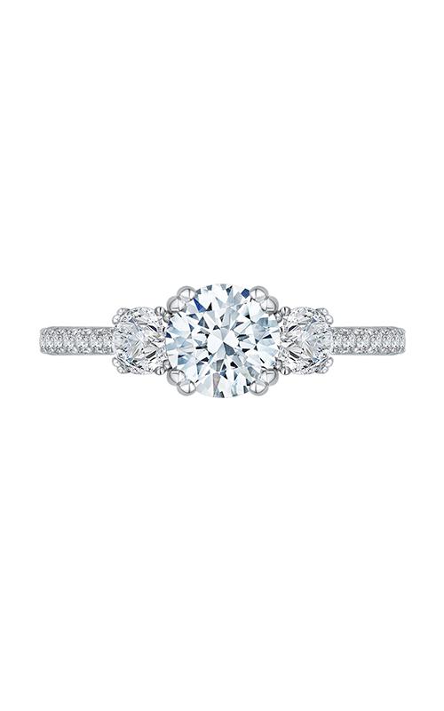 Shah Luxury Carizza Engagement ring CA0204EK-37WY product image