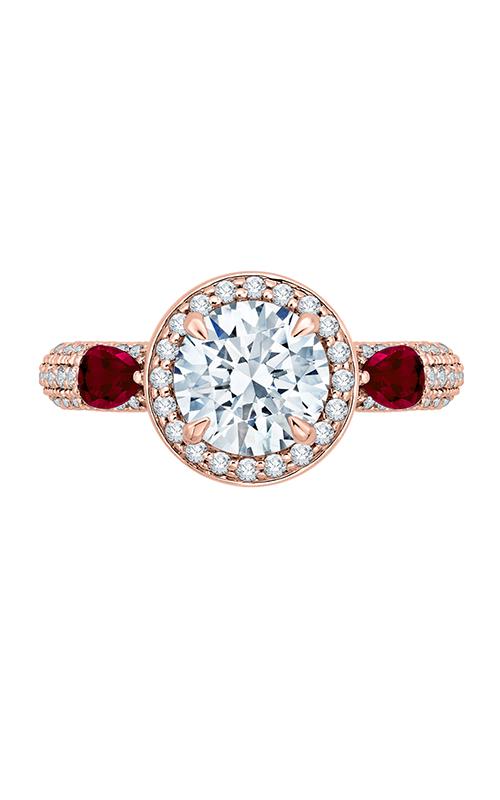 Shah Luxury Carizza Engagement ring CA0217EK-R37P-1.50 product image