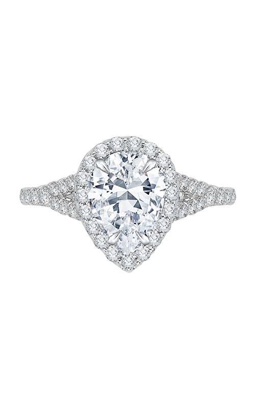 Shah Luxury Carizza Engagement ring CAA0033EK-37W product image