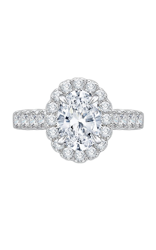 Shah Luxury Carizza Engagement ring CAO0037EK-37W product image