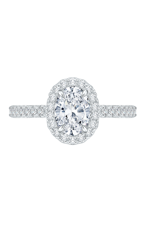 Shah Luxury Carizza Engagement ring CAO0085EK-37W product image