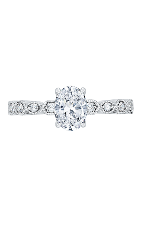 Shah Luxury Carizza Engagement ring CAO0213EQK-37W product image