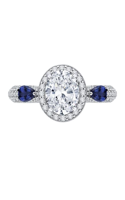 Shah Luxury Carizza Engagement ring CAO0217EK-S37W-1.50 product image