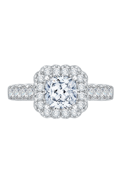 Shah Luxury Carizza Engagement ring CAU0037EK-37W product image