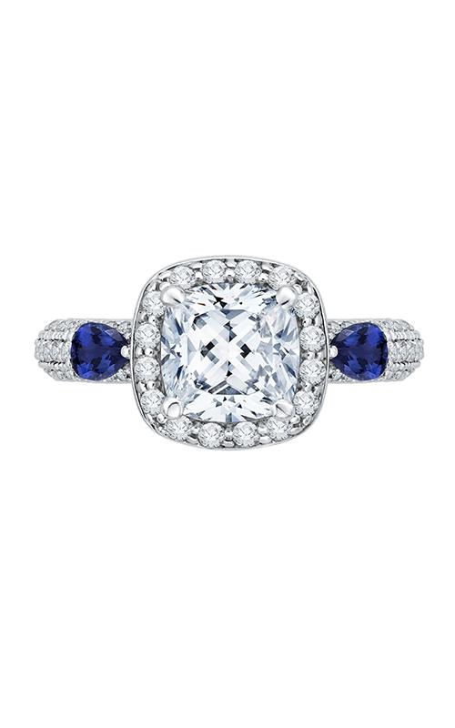 Shah Luxury Carizza Engagement ring CAU0217EK-S37W-1.50 product image