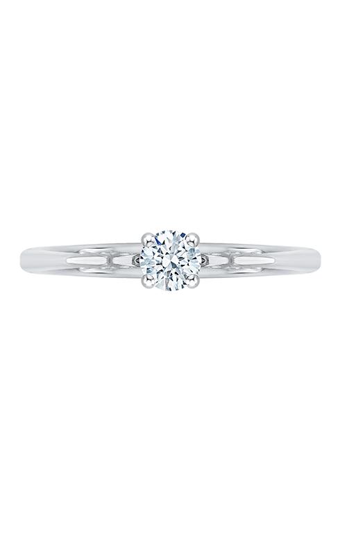 Shah Luxury Promezza Engagement ring PR0020EC-02W-.25 product image