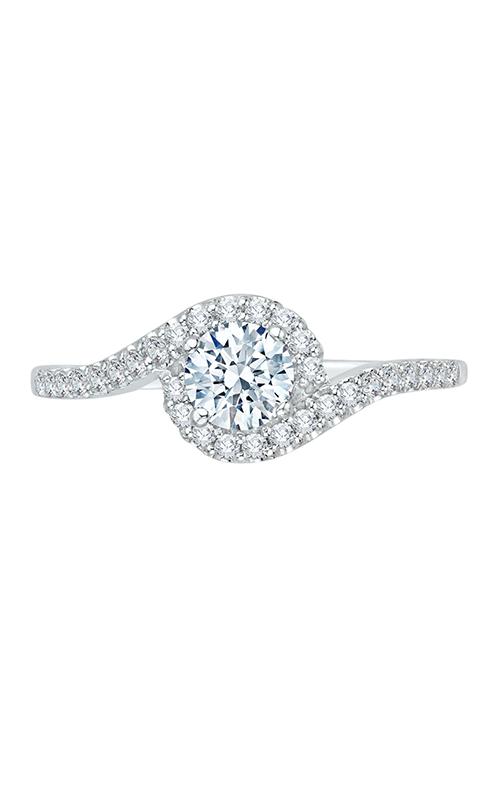 Shah Luxury Promezza Engagement ring PR0021EC-02W product image