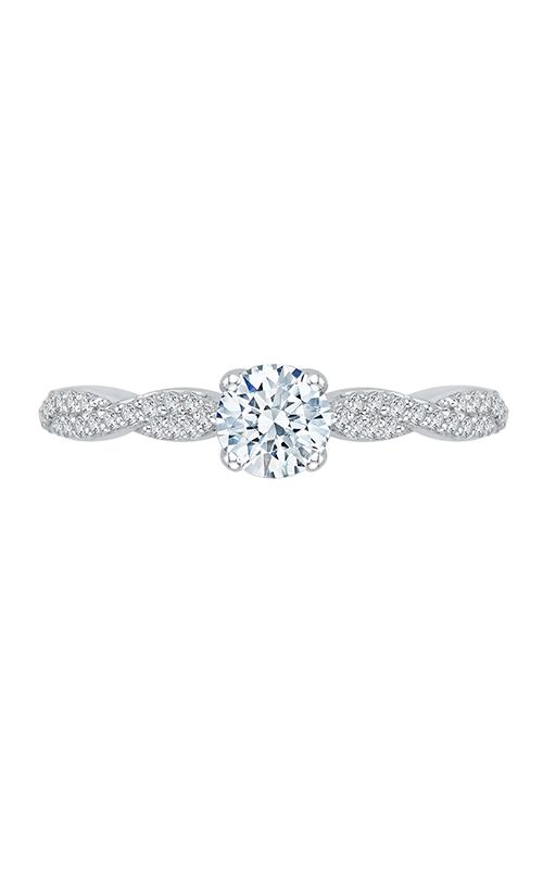 Shah Luxury Promezza Engagement ring PR0023EC-02W product image