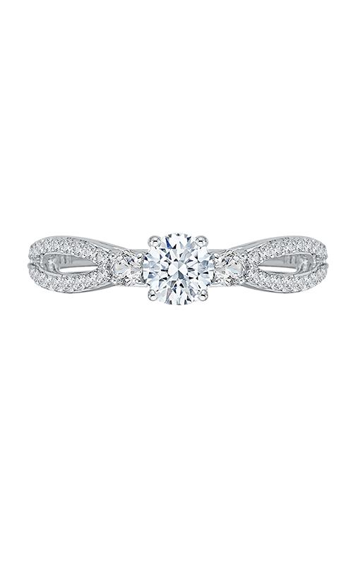 Shah Luxury Promezza Engagement ring PR0025EC-02W product image