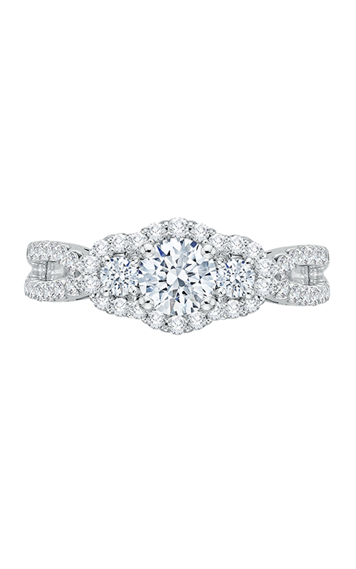 Shah Luxury Promezza Engagement ring PR0028EC-02W product image