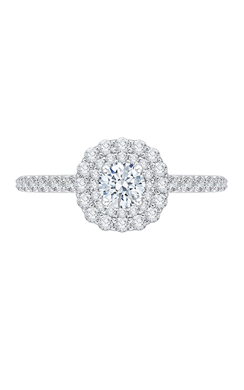 Shah Luxury Promezza Engagement ring PR0032EC-02W product image