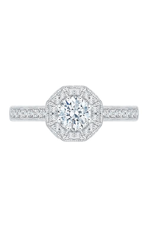 Shah Luxury Promezza Engagement ring PR0041EC-02W product image