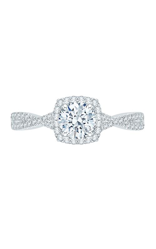 Shah Luxury Promezza Engagement ring PR0044EC-02W product image