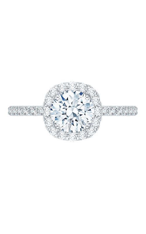 Shah Luxury Promezza Engagement ring PR0067EC-02W product image