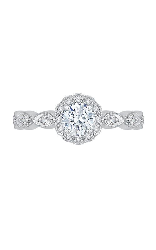 Shah Luxury Promezza Engagement ring PR0075ECQ-44W-.50 product image