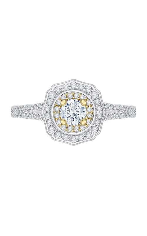 Shah Luxury Promezza Engagement ring PR0085EC-44WY product image