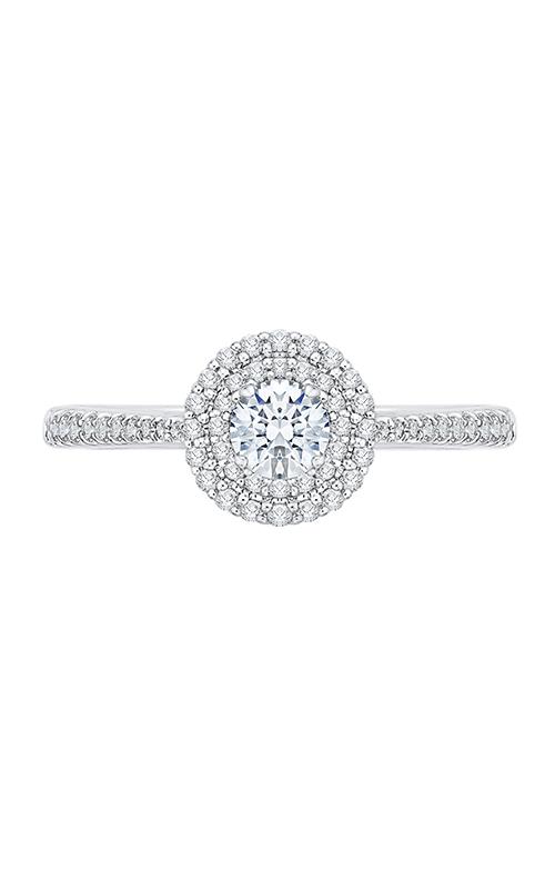 Shah Luxury Promezza Engagement ring PR0117ECH-44WY-.33 product image