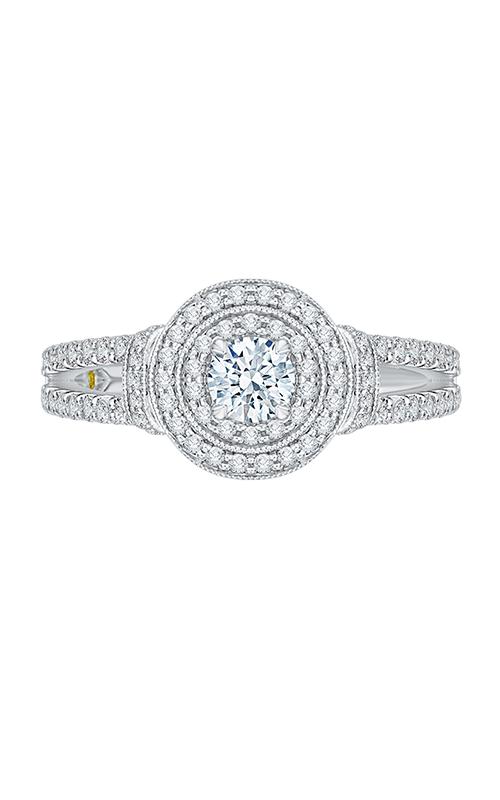 Shah Luxury Promezza Engagement ring PR0137ECH-44W-.40 product image