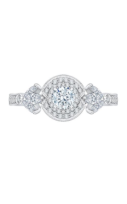 Shah Luxury Promezza Engagement ring PR0142ECH-44W-.33 product image